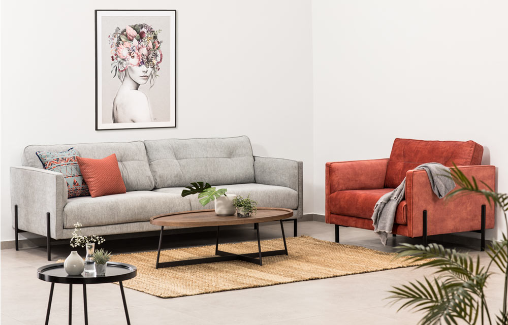 SOFA SET CORDOBA
